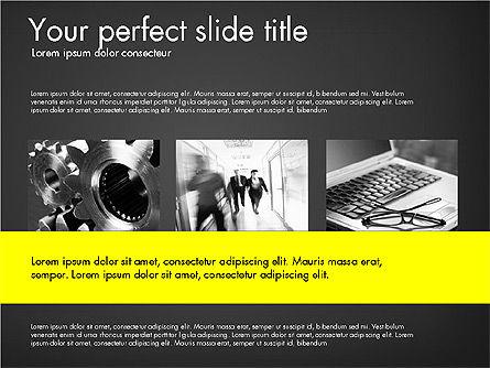 Corporate Presentation Template, Slide 9, 03304, Presentation Templates — PoweredTemplate.com