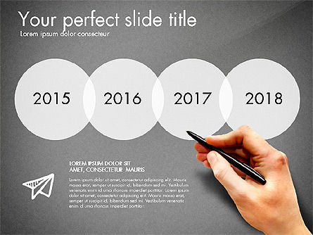 Thin and Gray Presentation Template, Slide 14, 03306, Presentation Templates — PoweredTemplate.com