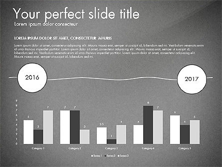 Thin and Gray Presentation Template, Slide 15, 03306, Presentation Templates — PoweredTemplate.com
