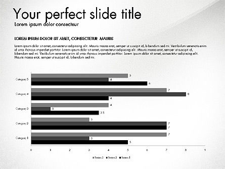 Thin and Gray Presentation Template, Slide 2, 03306, Presentation Templates — PoweredTemplate.com