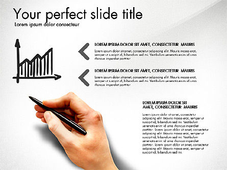 Thin and Gray Presentation Template, Slide 3, 03306, Presentation Templates — PoweredTemplate.com