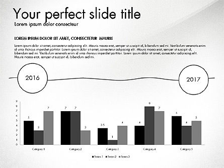 Thin and Gray Presentation Template, Slide 7, 03306, Presentation Templates — PoweredTemplate.com