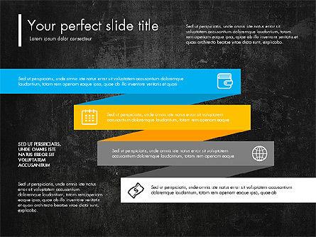 Blue and Orange Presentation Concept, Slide 11, 03307, Presentation Templates — PoweredTemplate.com