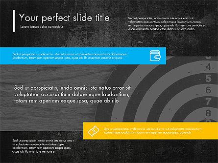Blue and Orange Presentation Concept, Slide 14, 03307, Presentation Templates — PoweredTemplate.com