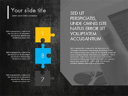 Blue and Orange Presentation Concept, Slide 15, 03307, Presentation Templates — PoweredTemplate.com