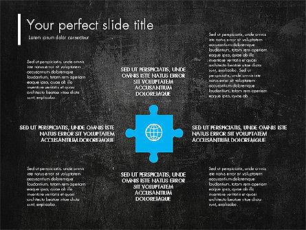 Blue and Orange Presentation Concept, Slide 16, 03307, Presentation Templates — PoweredTemplate.com