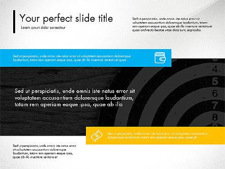 Blue and Orange Presentation Concept, Slide 6, 03307, Presentation Templates — PoweredTemplate.com