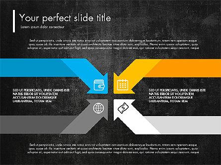 Blue and Orange Presentation Concept, Slide 9, 03307, Presentation Templates — PoweredTemplate.com