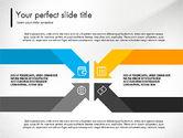 Presentation Templates: Blue and Orange Presentation Concept #03307