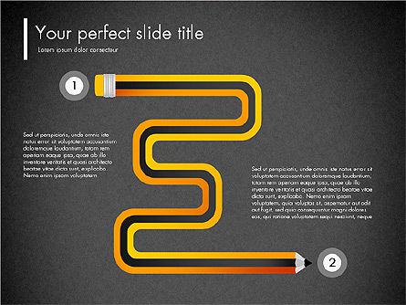 Corporate Style Presentation Concept, Slide 10, 03311, Presentation Templates — PoweredTemplate.com