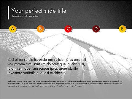 Corporate Style Presentation Concept, Slide 11, 03311, Presentation Templates — PoweredTemplate.com