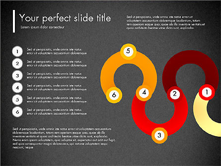 Corporate Style Presentation Concept, Slide 13, 03311, Presentation Templates — PoweredTemplate.com