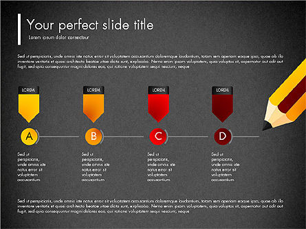Corporate Style Presentation Concept, Slide 14, 03311, Presentation Templates — PoweredTemplate.com