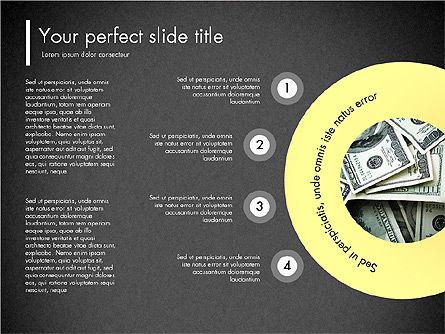 Corporate Style Presentation Concept, Slide 15, 03311, Presentation Templates — PoweredTemplate.com