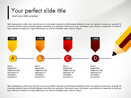 Corporate Style Presentation Concept, Slide 6, 03311, Presentation Templates — PoweredTemplate.com
