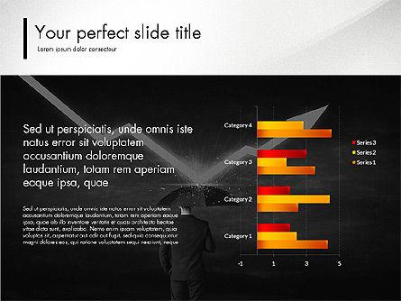 Corporate Style Presentation Concept, Slide 8, 03311, Presentation Templates — PoweredTemplate.com