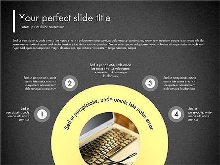 Corporate Style Presentation Concept, Slide 9, 03311, Presentation Templates — PoweredTemplate.com