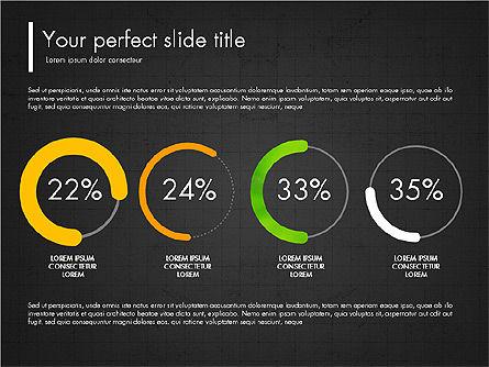 Green Presentation Concept with Data Driven, Slide 10, 03312, Presentation Templates — PoweredTemplate.com