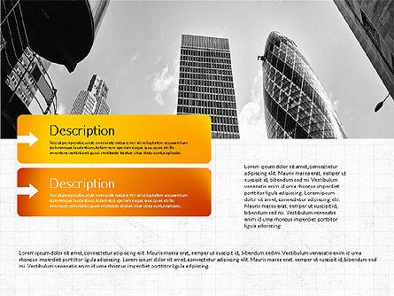 Project Brief Presentation Template, Slide 2, 03313, Presentation Templates — PoweredTemplate.com