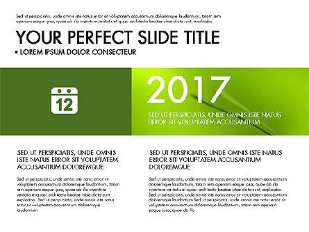 Green Infographics, Slide 5, 03315, Infographics — PoweredTemplate.com