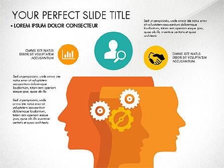 Working Business Creative Concept, Slide 6, 03326, Presentation Templates — PoweredTemplate.com