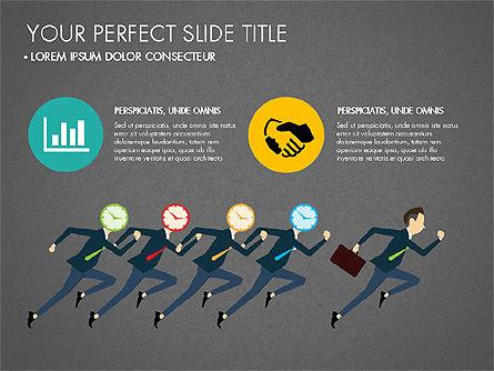 Working Business Creative Concept, Slide 9, 03326, Presentation Templates — PoweredTemplate.com