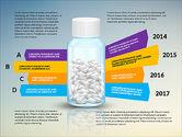 Stage Diagrams: Glas Pillen Infografiken #03327
