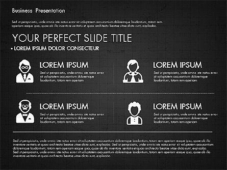 Company Profile Presentation in Flat Design, Slide 11, 03330, Presentation Templates — PoweredTemplate.com