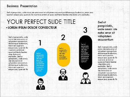 Company Profile Presentation in Flat Design, Slide 6, 03330, Presentation Templates — PoweredTemplate.com
