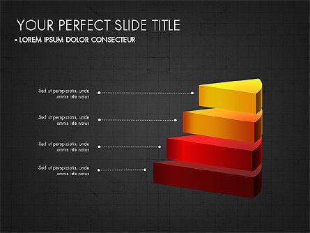 Presentation with 3D Shapes Toolbox, Slide 14, 03334, Shapes — PoweredTemplate.com