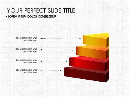 Presentation with 3D Shapes Toolbox, Slide 6, 03334, Shapes — PoweredTemplate.com