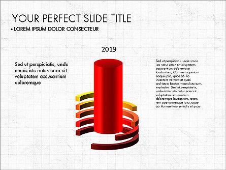 Presentation with 3D Shapes Toolbox, Slide 7, 03334, Shapes — PoweredTemplate.com