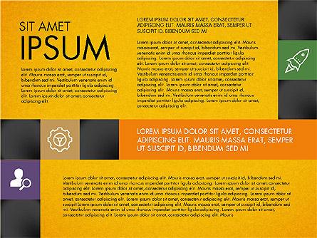Grid Designed Presentation Concept, Slide 11, 03335, Presentation Templates — PoweredTemplate.com