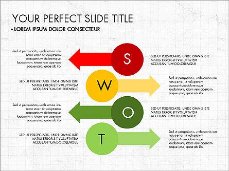 SWOT Analysis Presentation Concept, Slide 5, 03337, Business Models — PoweredTemplate.com