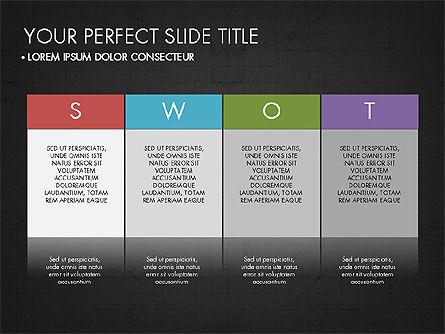 SWOT Analysis Presentation Concept, Slide 9, 03337, Business Models — PoweredTemplate.com