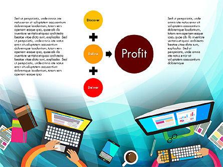 Strategy Presentation Concept, Slide 10, 03340, Business Models — PoweredTemplate.com