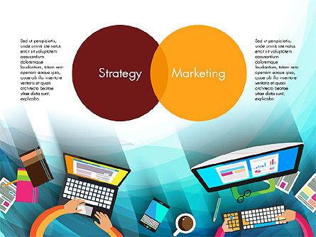 Strategy Presentation Concept, Slide 15, 03340, Business Models — PoweredTemplate.com