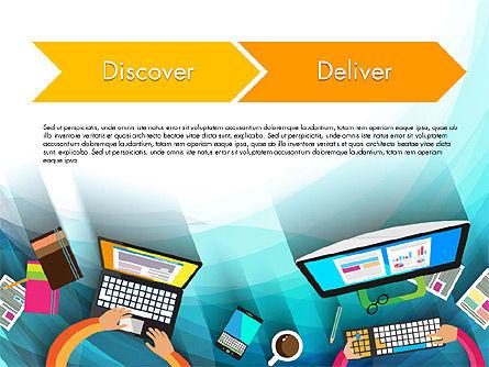 Strategy Presentation Concept, Slide 16, 03340, Business Models — PoweredTemplate.com