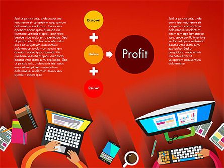 Strategy Presentation Concept, Slide 2, 03340, Business Models — PoweredTemplate.com