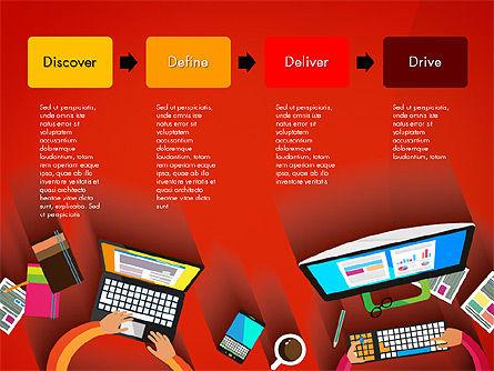 Strategy Presentation Concept, Slide 3, 03340, Business Models — PoweredTemplate.com