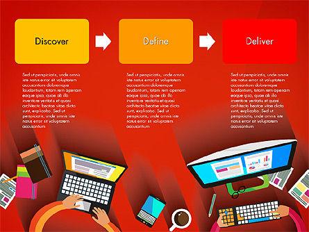 Strategy Presentation Concept, Slide 5, 03340, Business Models — PoweredTemplate.com