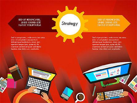Strategy Presentation Concept, Slide 6, 03340, Business Models — PoweredTemplate.com