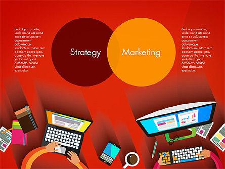 Strategy Presentation Concept, Slide 7, 03340, Business Models — PoweredTemplate.com