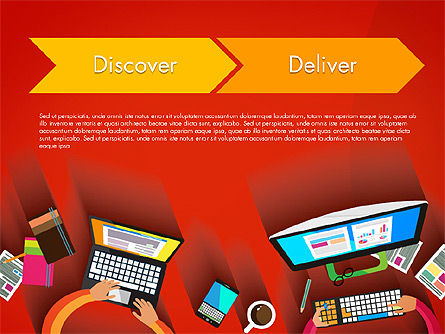 Strategy Presentation Concept, Slide 8, 03340, Business Models — PoweredTemplate.com