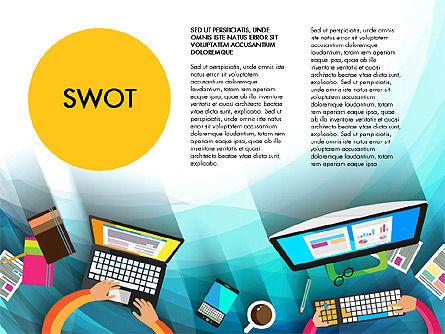 Strategy Presentation Concept, Slide 9, 03340, Business Models — PoweredTemplate.com