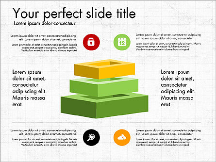 Presentation Templates: Presentation with Colorful 3D Shapes #03348