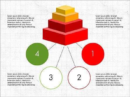 Presentation with Colorful 3D Shapes, Slide 3, 03348, Presentation Templates — PoweredTemplate.com