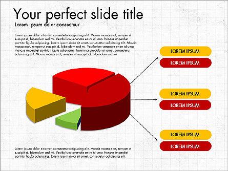 Presentation with Colorful 3D Shapes, Slide 7, 03348, Presentation Templates — PoweredTemplate.com