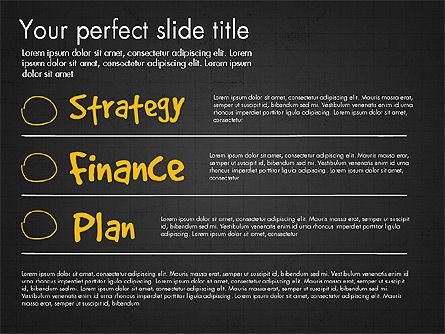 Project Management Presentation Concept, Slide 12, 03350, Business Models — PoweredTemplate.com