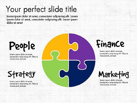 Project Management Presentation Concept, Slide 2, 03350, Business Models — PoweredTemplate.com